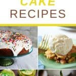 yellow cake mix recipe ideas