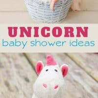 Unicorn Baby Shower Ideas