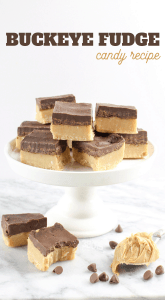 easy and delicious buckeye fudge