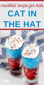 cat in the hat mocktail recipe for kids