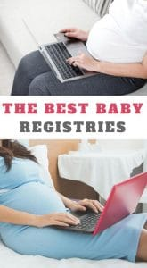 The Best Baby Registries for Expecting Moms