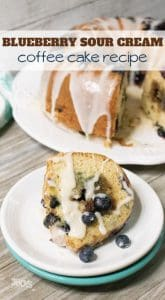 easy blueberry bundt cake recipe