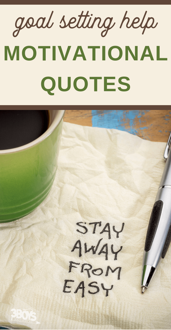 new year motivational quotes for goal setting