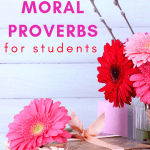 Moral Proverbs for Students