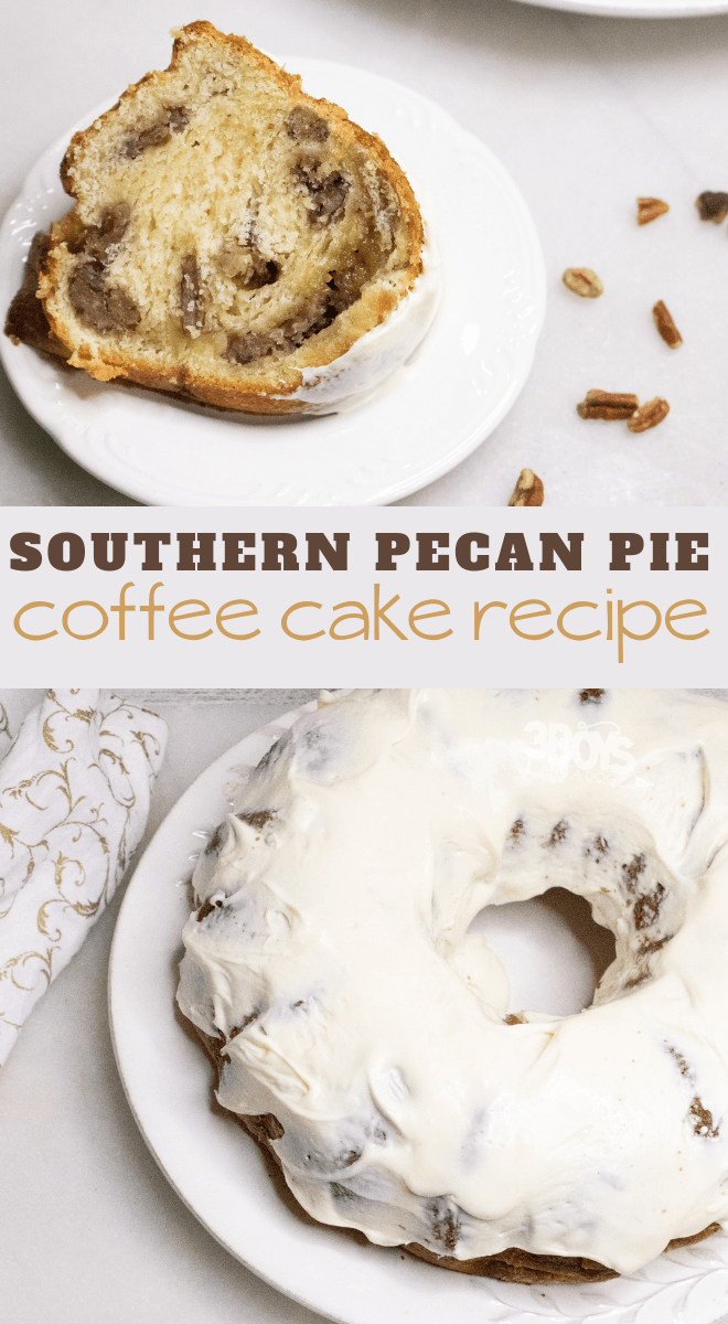 easy coffee cake recipe that tastes like pecan pie