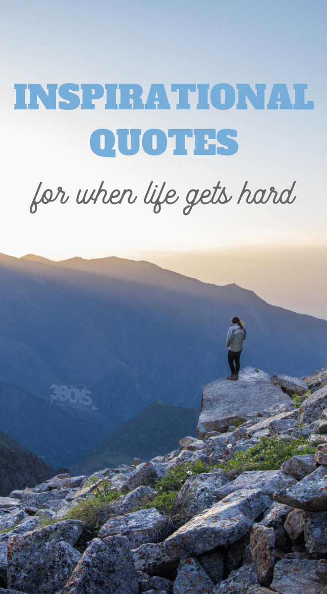 these inspirational quotes can give you a much needed pick me up