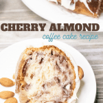 coffee cake recipe cherry and almond
