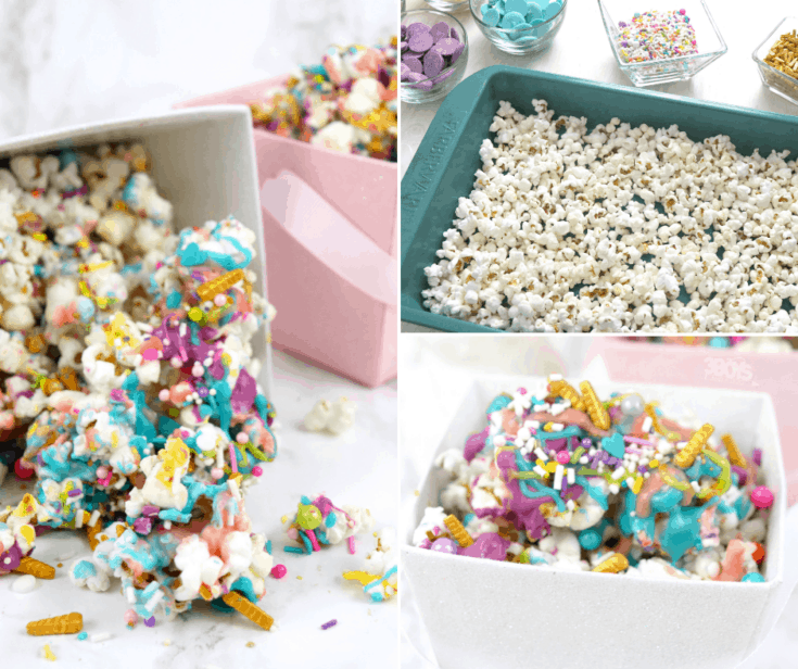 Gourmet Unicorn Popcorn Recipe