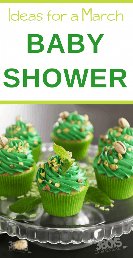March Baby Shower Ideas