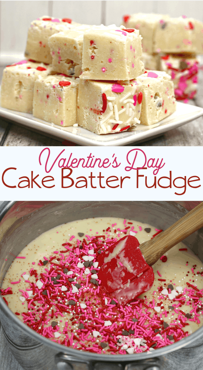 valentine's day fudge recipes