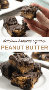 peanut butter and chocolate brownies recipe