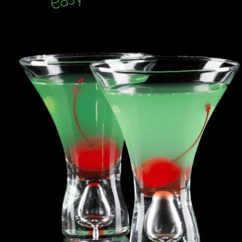 Delicious Green Mocktail Recipe
