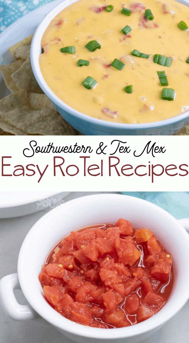 easy recipes that include RoTel