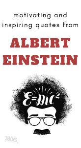 Famous Quotes by Albert Einstein