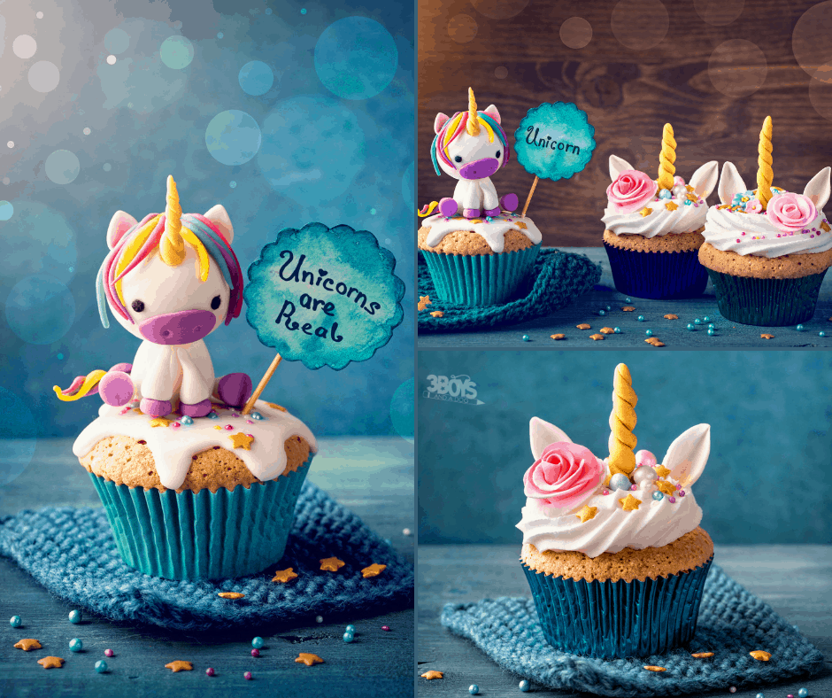 fun food ideas for a unicorn baby shower