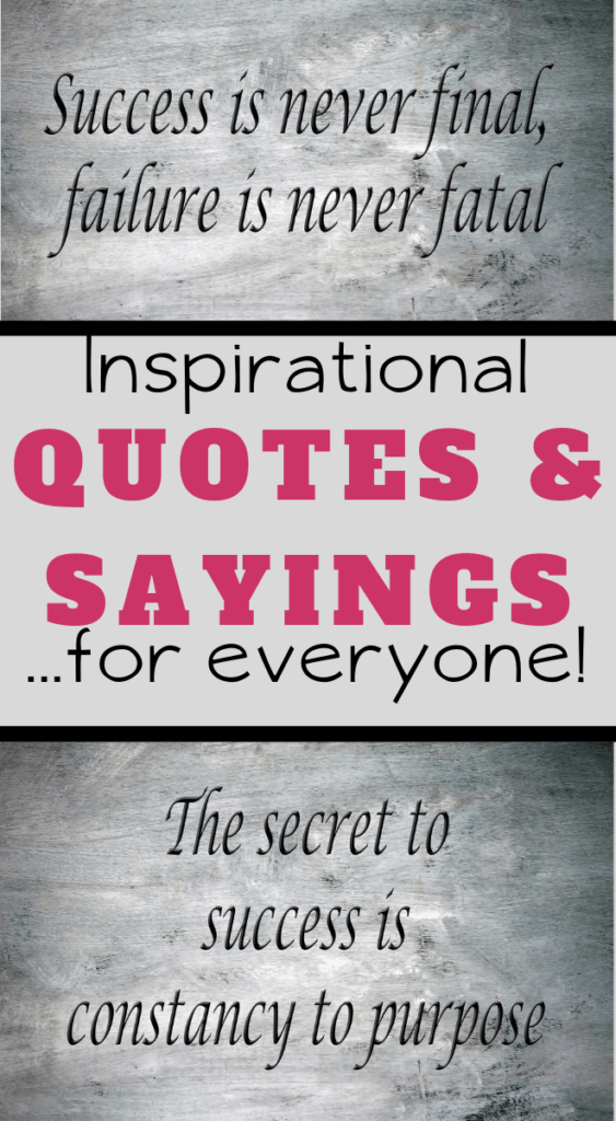 quotes and sayings for students, adults, kids, and more