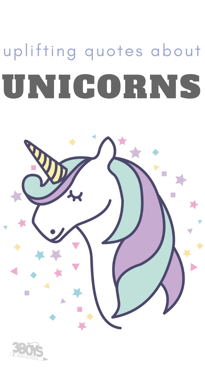 Quotes about Unicorns
