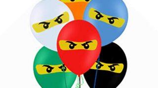 30 Count LEGO Ninjago Inspired Balloon Pack