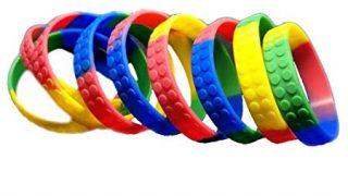 36 Building Block Novelty Bracelets