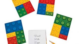 Fun Express Color Brick Party Notepads
