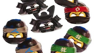 American Greetings Lego Ninjago Paper Masks