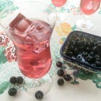 Kompot a Homemade Fruit Drink