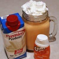 Orange Creamsicle Protein Shake Recipe *3 WW Smartpoints*