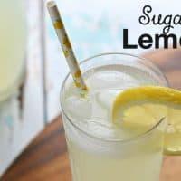 Sugar-free Lemonade Recipe | Homemade Lemonade