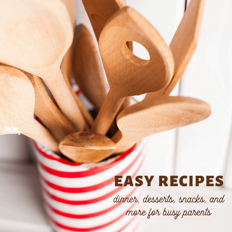 super easy recipes for busy moms