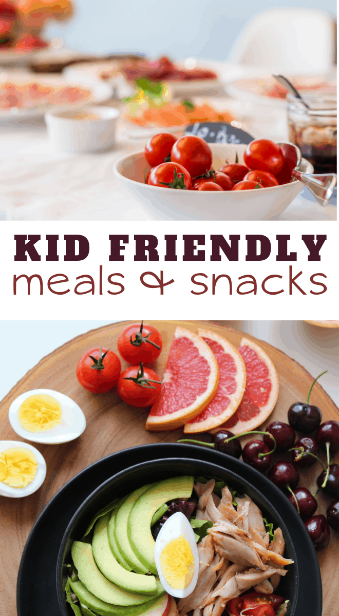 kid friendly simple recipes for busy moms