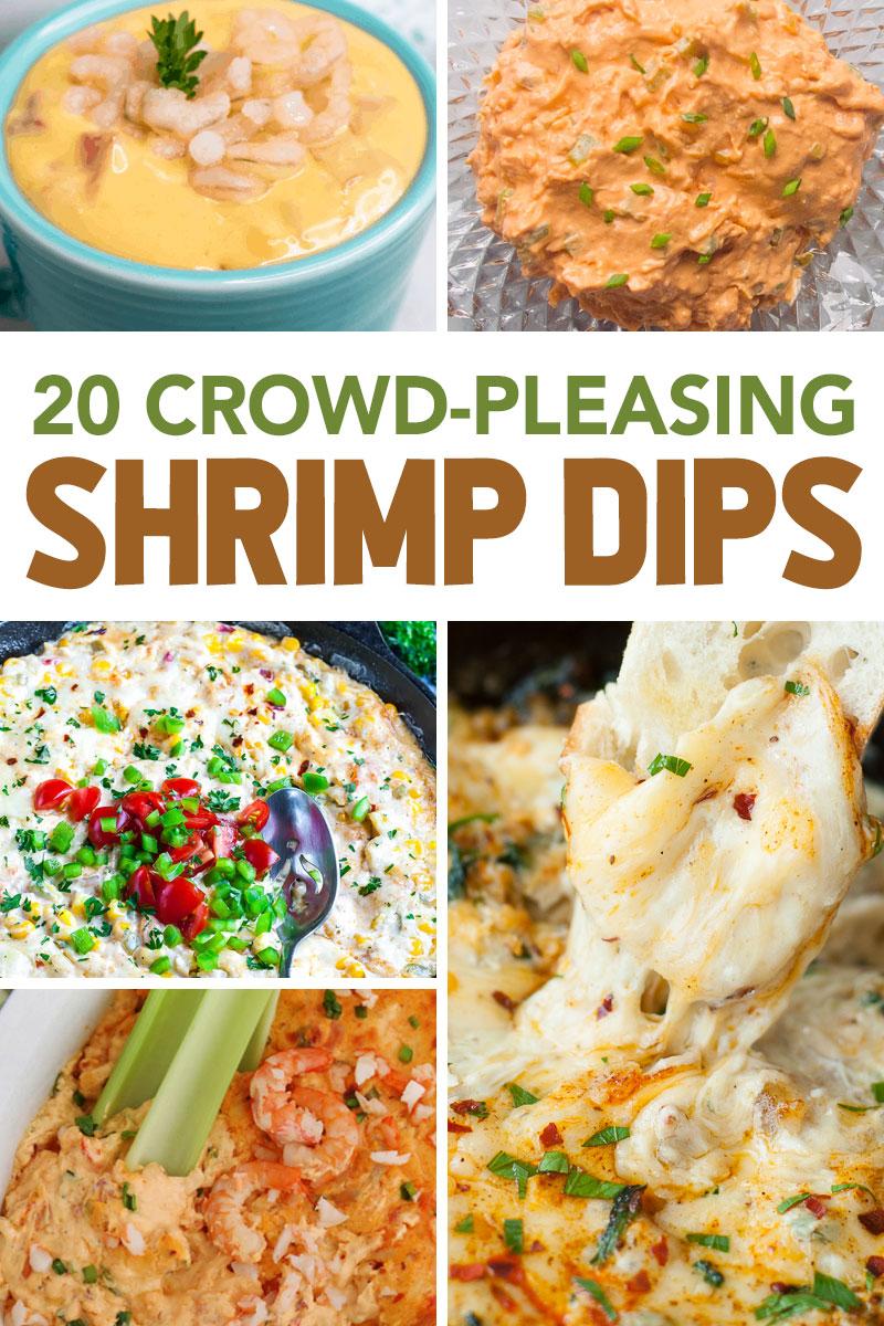 scrumptious dips that use shrimp