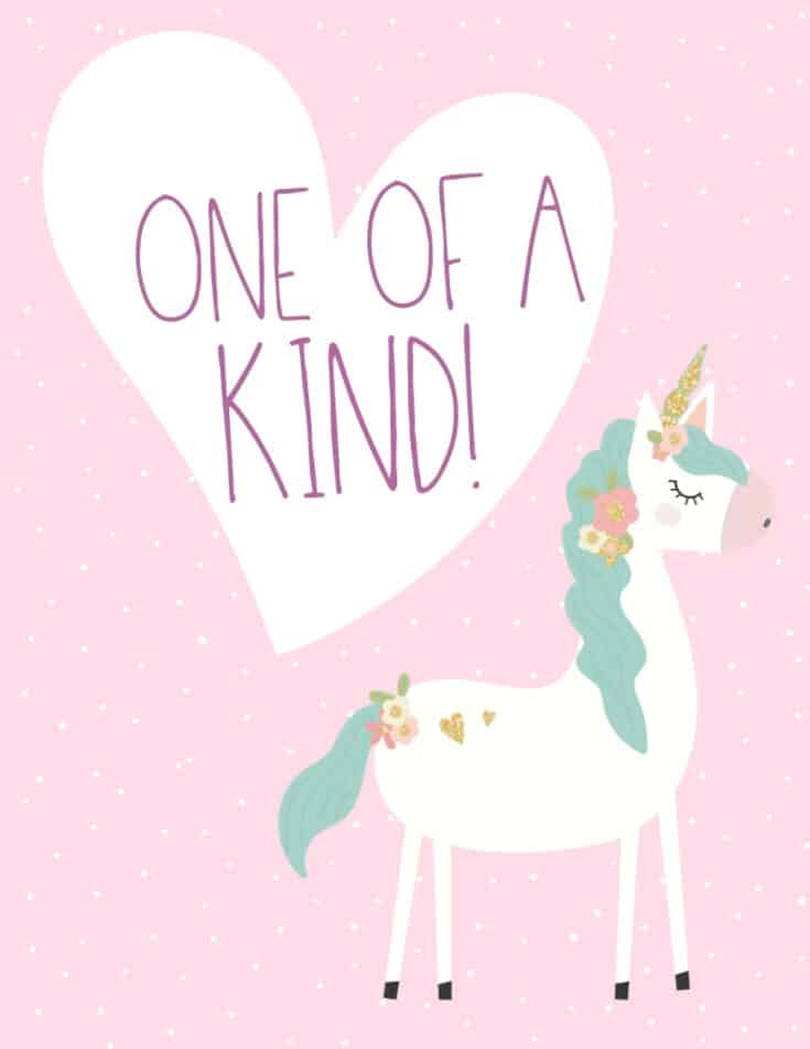 Free Printable Unicorn Quotes To Display Proudly – 3 Boys And A Dog