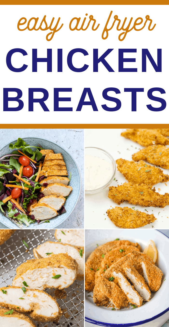 chicken breast recipes for air fryer