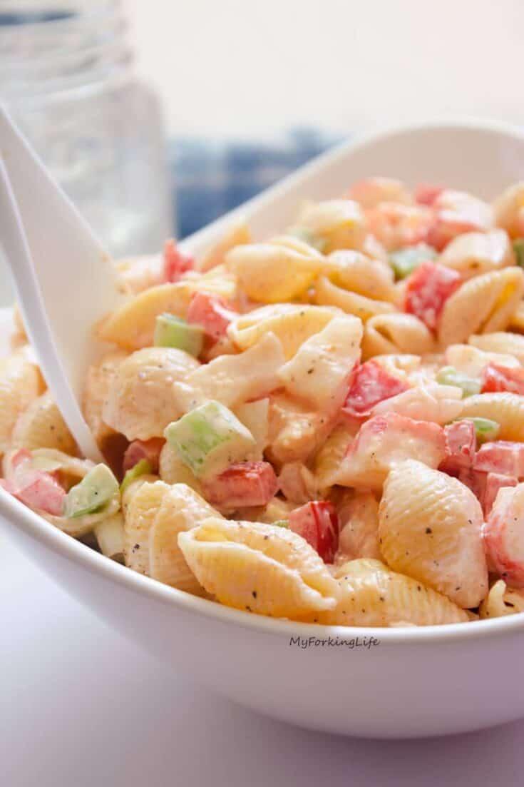 Cold Seafood Salad Recipe