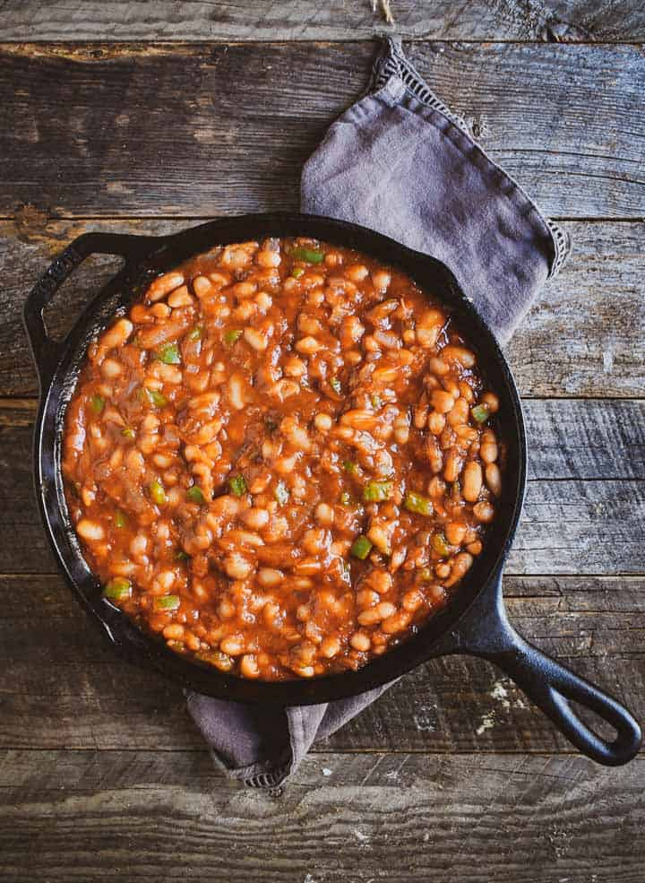 Easy Barbecue Baked Beans Recipe