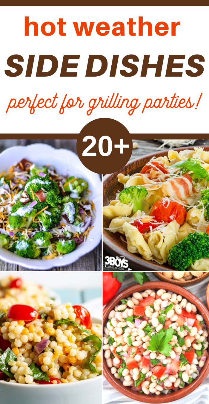 over 50 side dish recipes for a picnic