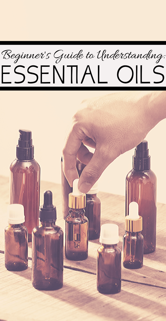 Essential Oils information for beginners