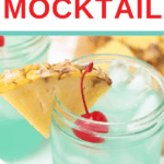 Blue Hawaii Mocktail Recipe