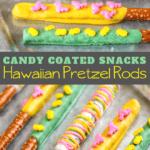 Hawaiian Pretzel Rods Recipe