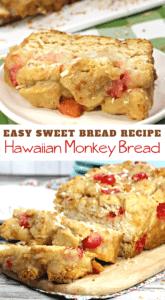Hawaiian Monkey Bread Recipe