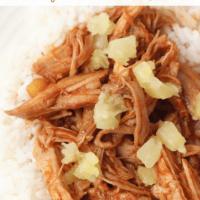 Hawaiian Pulled Pork and Rice