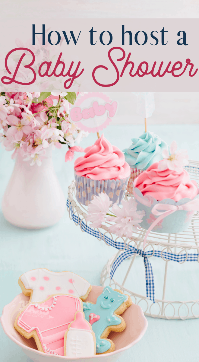 step by step baby shower hosting guidelines