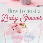 tips for hosting a memorable baby shower