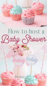 tips for hosting a memorable baby shower