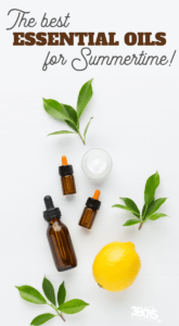 these common essential oils should be in your summer first aid kit
