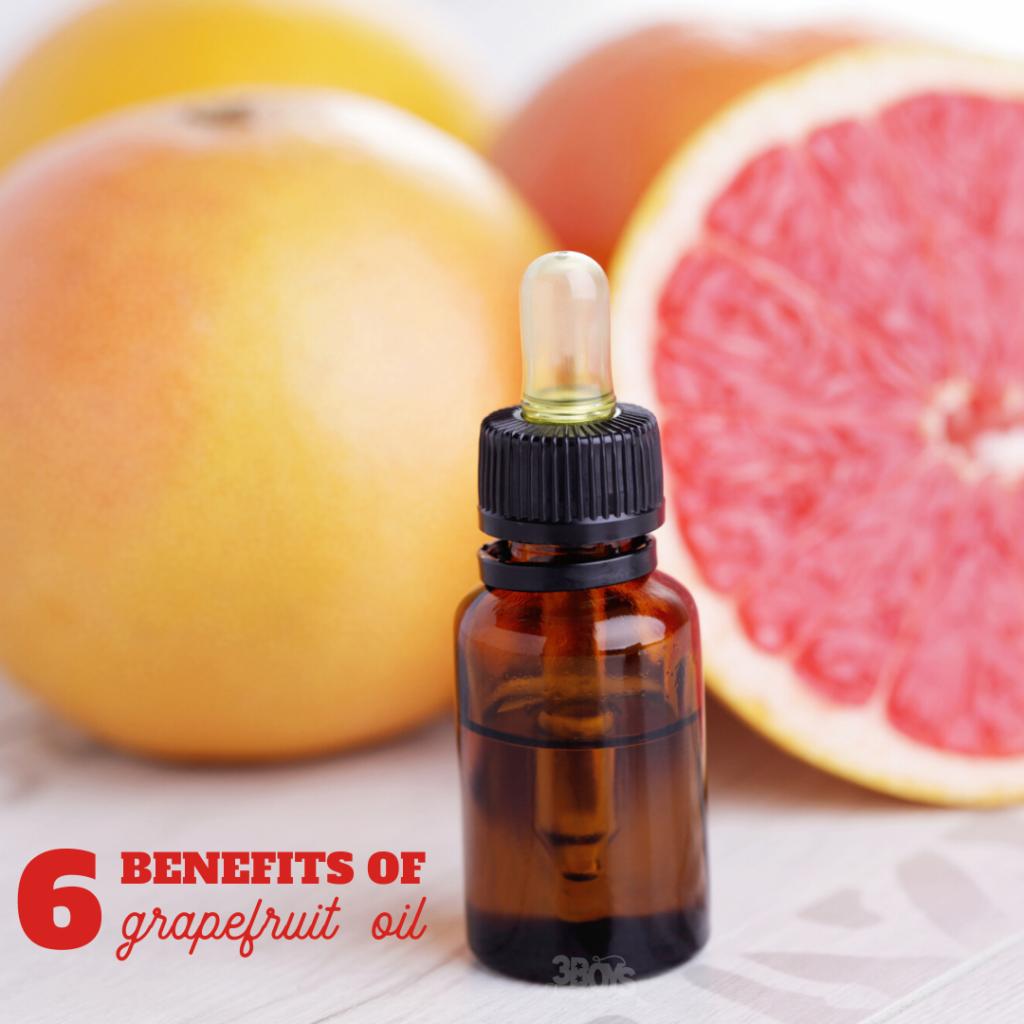 6 amazing benefits of grapefruit oils