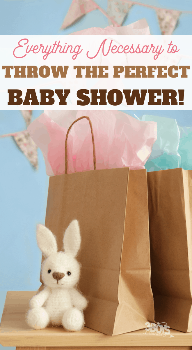 How to Plan the Ultimate Baby Shower