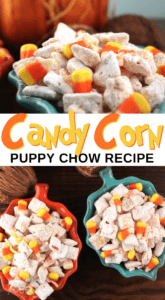 candy corn puppy chow