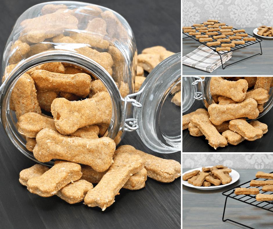 two easy dog treat recipes