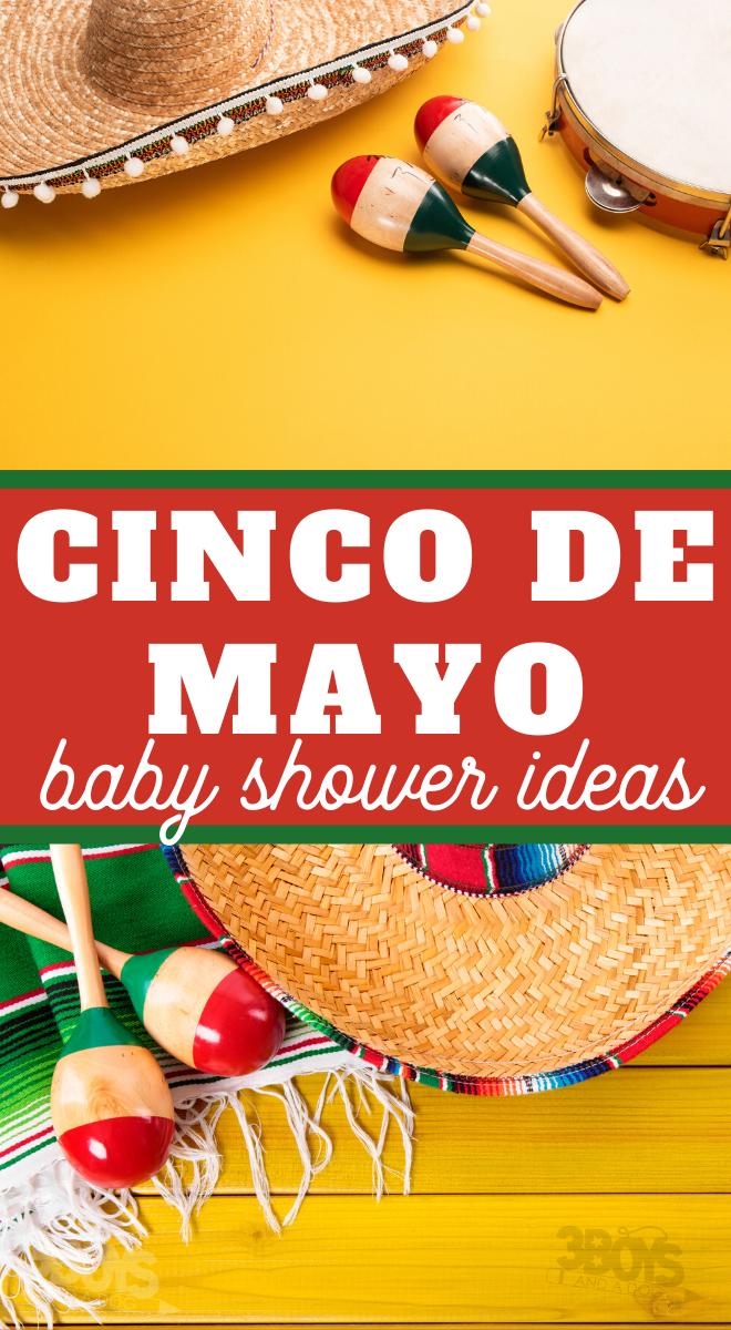 baby shower ideas for Cinco de Mayo
